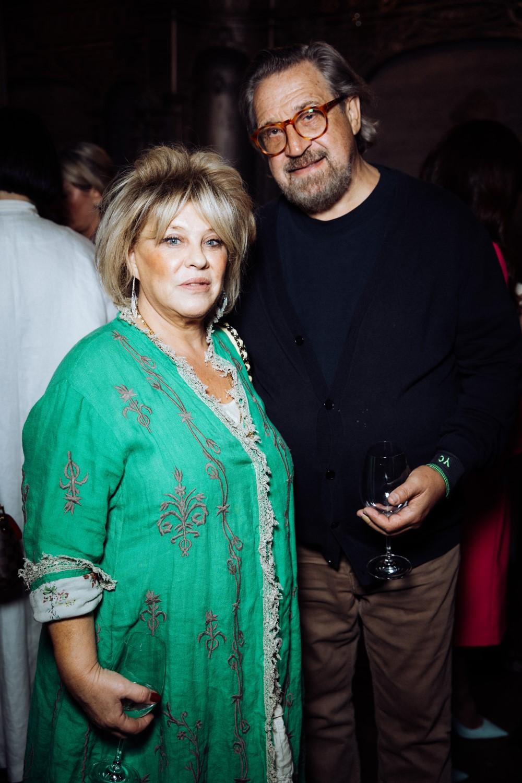 Ирина и Александр Гафины