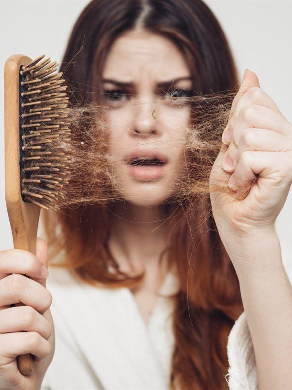 Лечение выпадения волос на голове