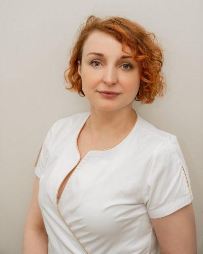 косметолог Щербина Валерия