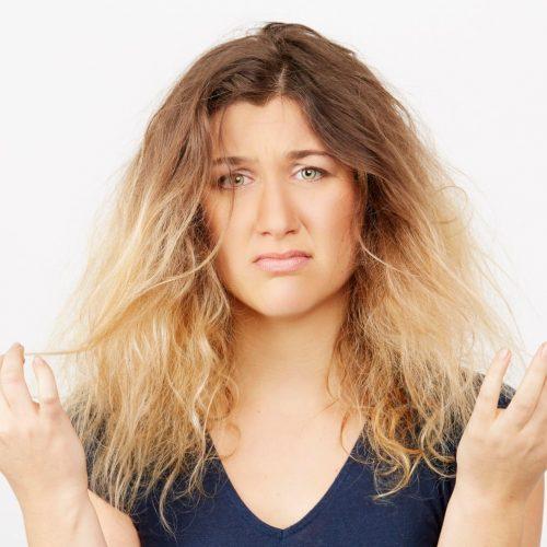 тонкие ломкие волосы лечение